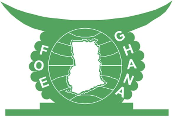 Friends of the Earth – Ghana Logo